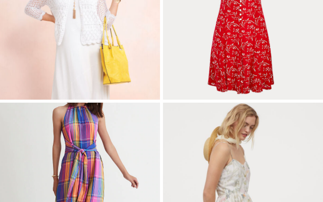Cute Summer Dresses are Perfect for Casual Day-Dates!