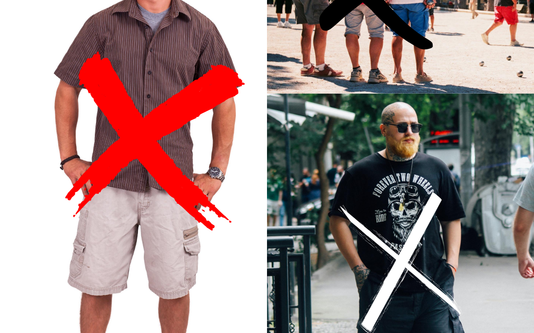 How to Wear Men's Shorts (and Not Look Like a Dork)